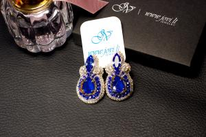 CRYSTAL ROYAL BLUE